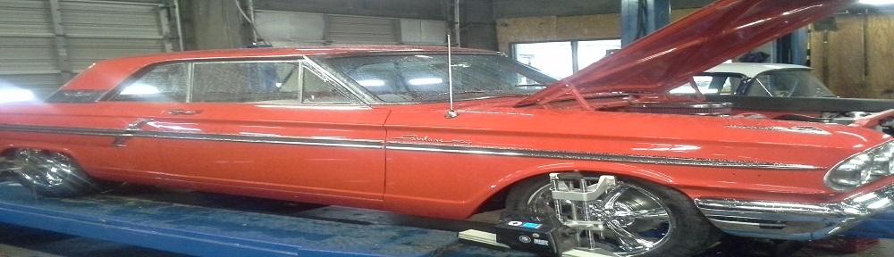E.C.M. Automotive